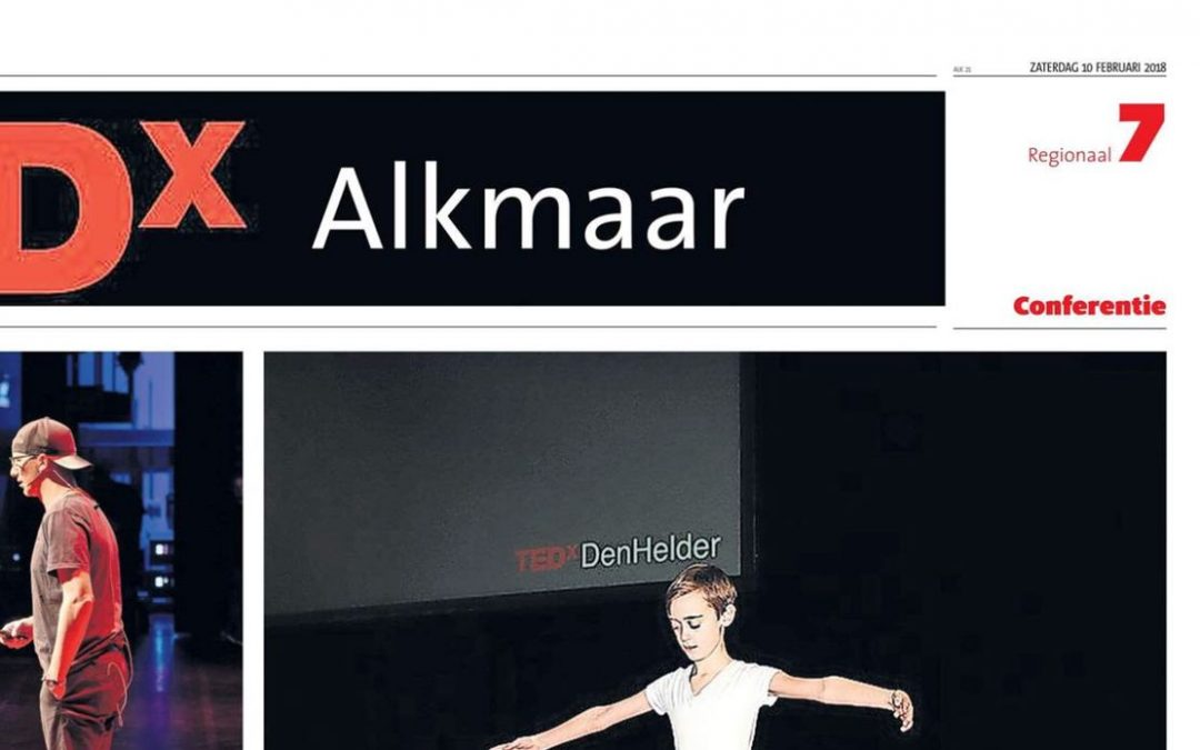 TEDX Alkmaar
