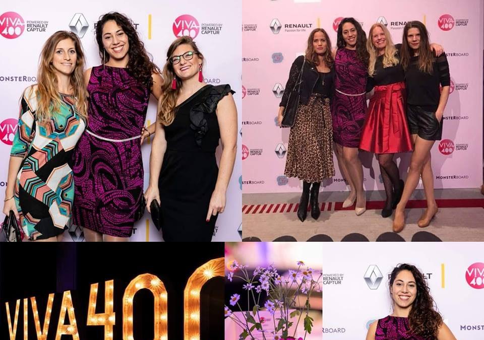 Mena Leila Kilani genomineerd voor de VIVA400